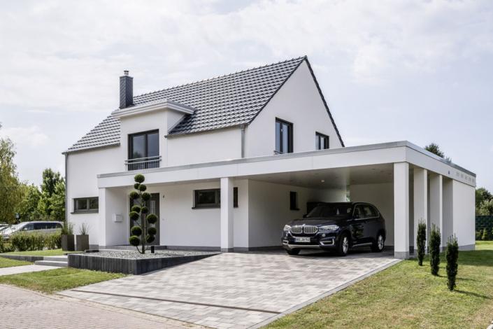 Ihr Einfamilienhaus, massiv gebaut von der Firma ARGE-HAUS.