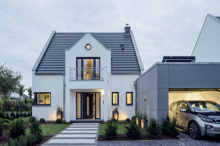ARGE-HAUS baut Ihr modernes Einfamilienhaus.