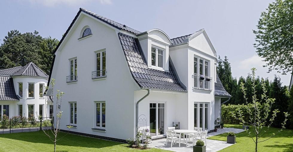 eine landhaus villa von arge haus rhein ruhr arge haus. Black Bedroom Furniture Sets. Home Design Ideas