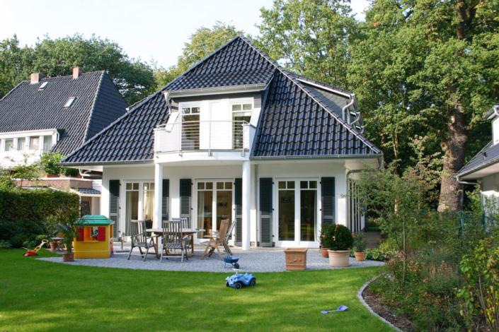 Geräumig und hochwertig ausgestattet. Ein Landhaus in Bremen.