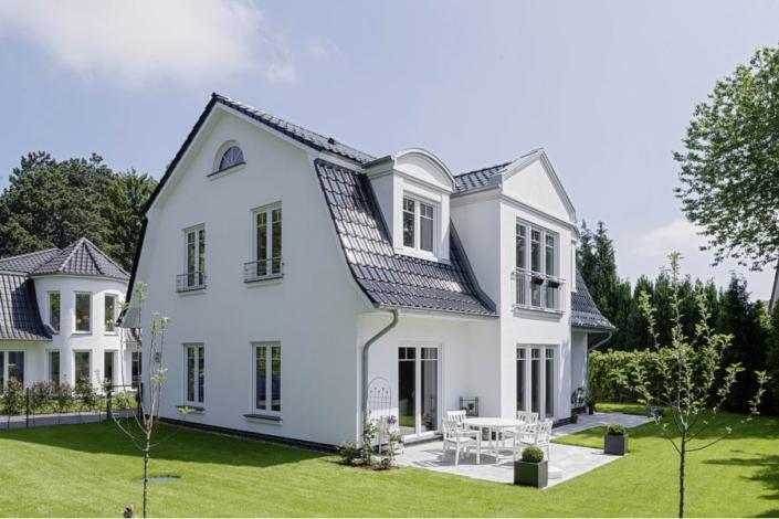 Ein wunderschönes Landhaus in Essen.