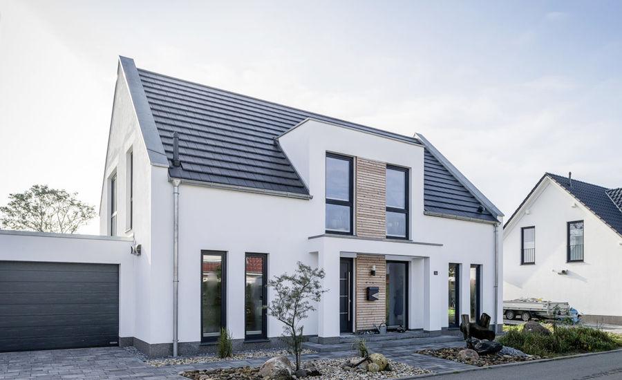 ARGE-HAUS moderner Hausbau von exklusiven Einfamilienhäusern.