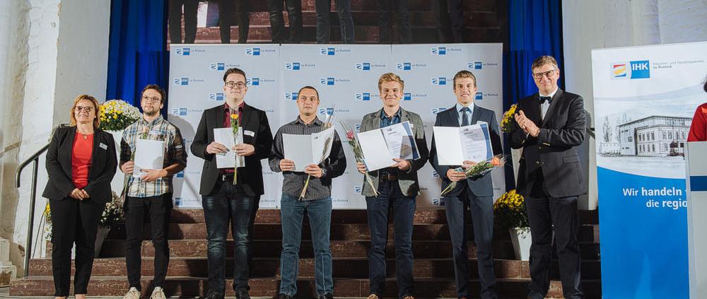 IHK zu Rostock kürt besten Lehrling 2019