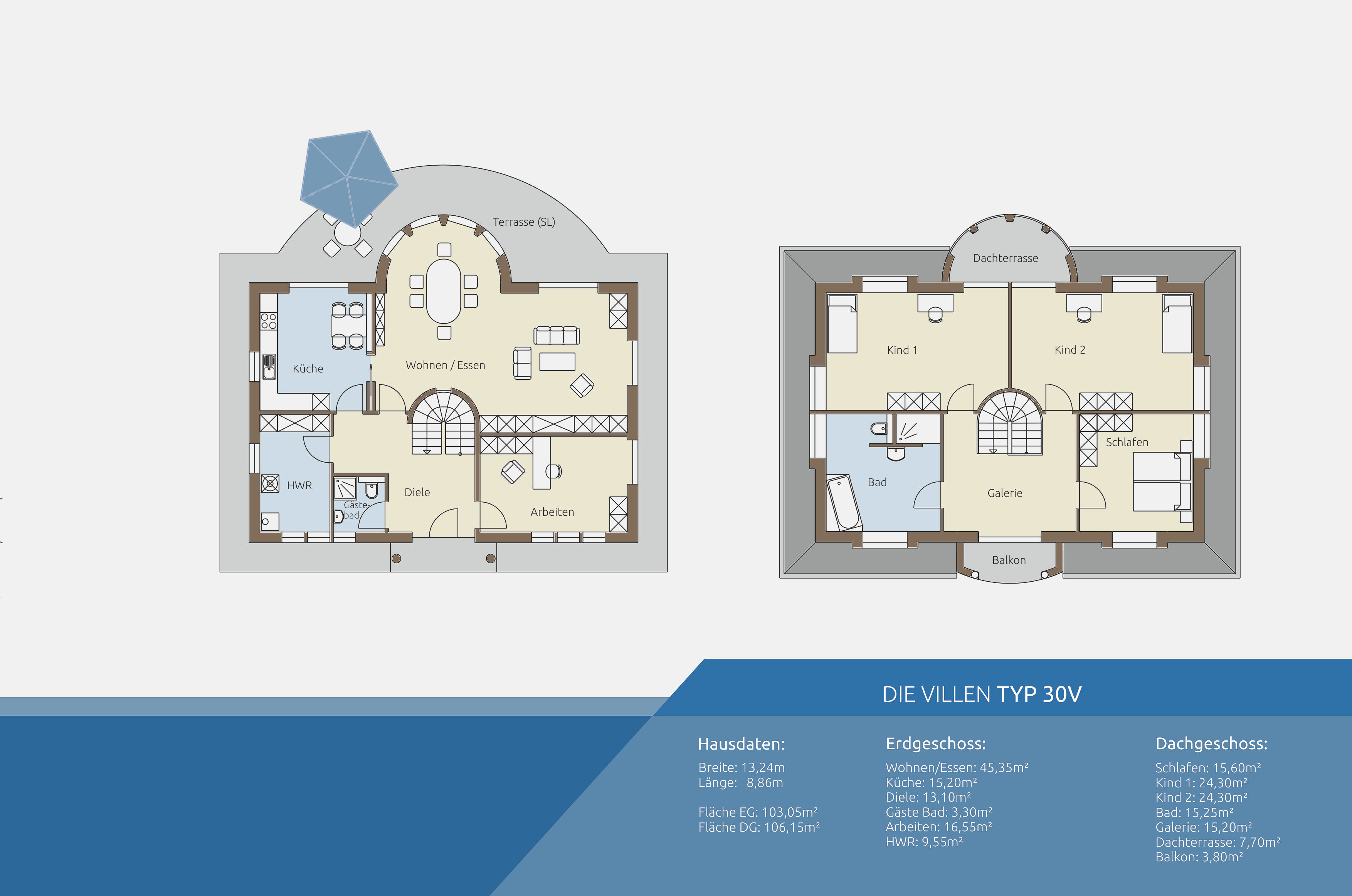 Hausserie Villen Arge Haus Hausbau