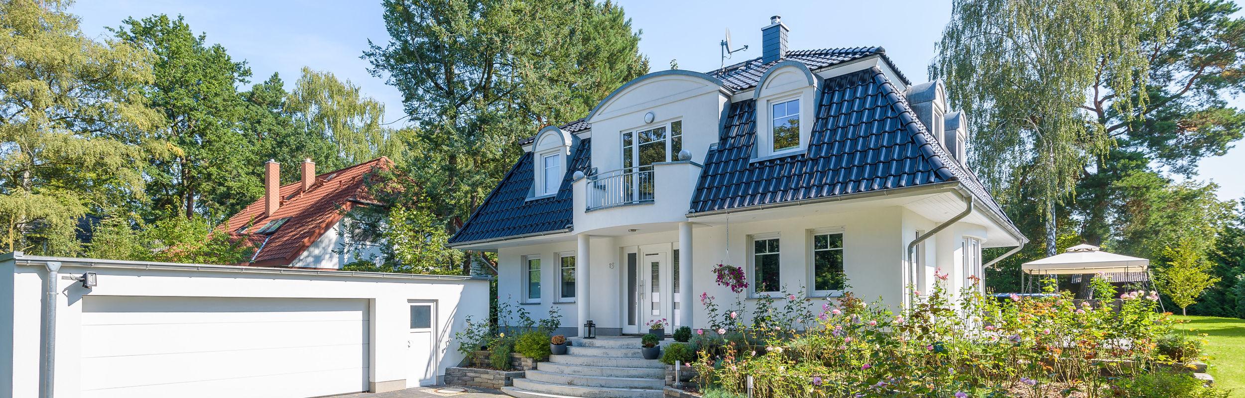 Hausbau in deutschland arge haus hausbau for Hausbau bilder