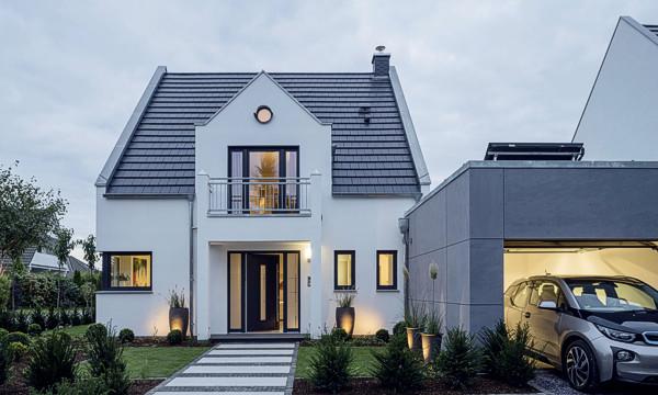 Energiespar Haus von ARGE-HAUS Rostock